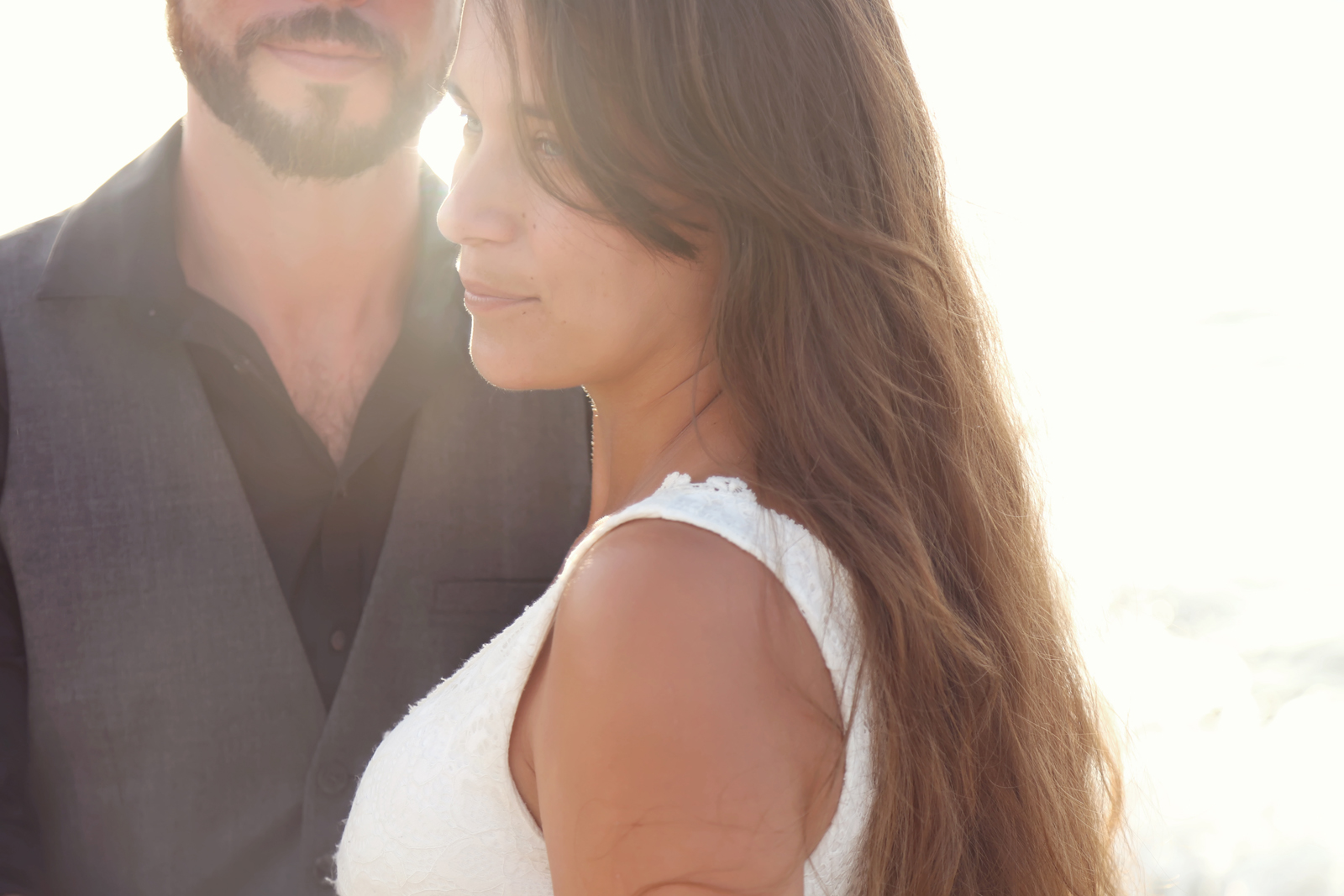 🔒 L'amour sur la plage